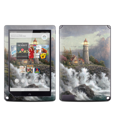 Barnes and Noble NOOK HD Plus Tablet Skin - Conquering Storms