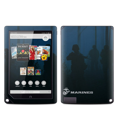 Barnes and Noble NOOK HD Plus Tablet Skin - Deploy