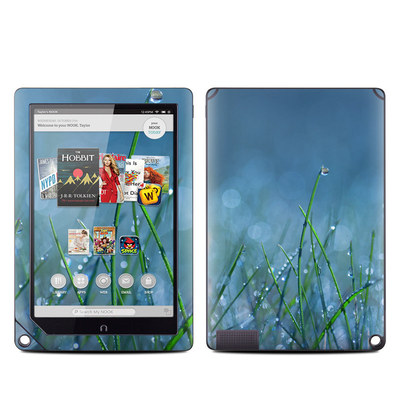 Barnes and Noble NOOK HD Plus Tablet Skin - Dew