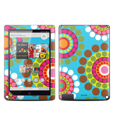 Barnes and Noble NOOK HD Plus Tablet Skin - Dial