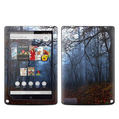 Barnes and Noble NOOK HD Plus Tablet Skin - Elegy