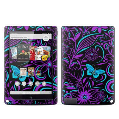 Barnes and Noble NOOK HD Plus Tablet Skin - Fascinating Surprise