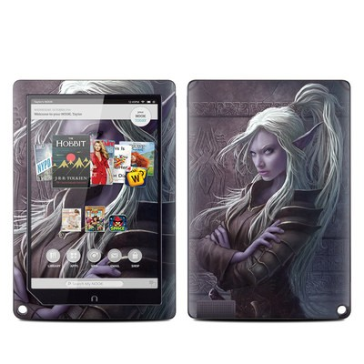 Barnes and Noble NOOK HD Plus Tablet Skin - Feriel