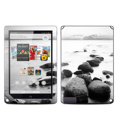 Barnes and Noble NOOK HD Plus Tablet Skin - Gotland