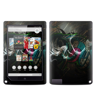 Barnes and Noble NOOK HD Plus Tablet Skin - Graffstract