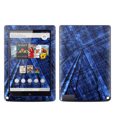 Barnes and Noble NOOK HD Plus Tablet Skin - Grid