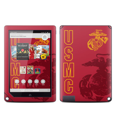 Barnes and Noble NOOK HD Plus Tablet Skin - Heritage