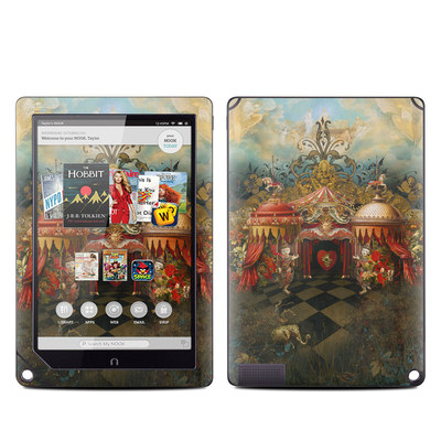 Barnes and Noble NOOK HD Plus Tablet Skin - Imaginarium