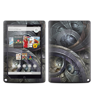 Barnes and Noble NOOK HD Plus Tablet Skin - Infinity