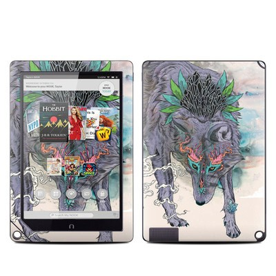 Barnes and Noble NOOK HD Plus Tablet Skin - Journeying Spirit