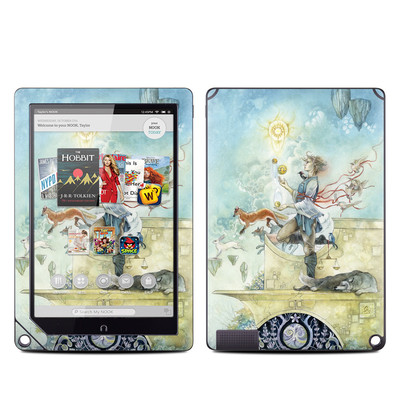 Barnes and Noble NOOK HD Plus Tablet Skin - Libra