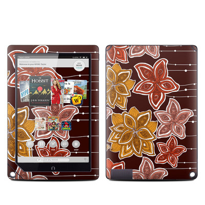Barnes and Noble NOOK HD Plus Tablet Skin - Lila