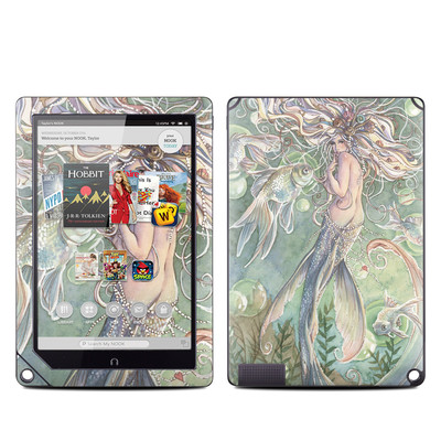 Barnes and Noble NOOK HD Plus Tablet Skin - Lusinga