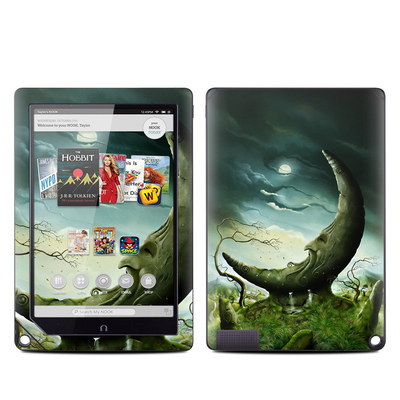 Barnes and Noble NOOK HD Plus Tablet Skin - Moon Stone