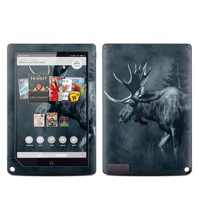 Barnes and Noble NOOK HD Plus Tablet Skin - Moose