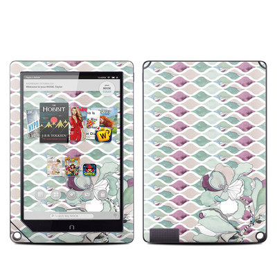 Barnes and Noble NOOK HD Plus Tablet Skin - Nouveau Chic