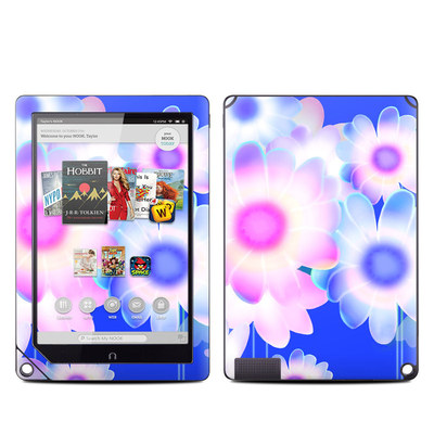 Barnes and Noble NOOK HD Plus Tablet Skin - Oopsy Daisy