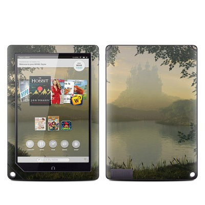 Barnes and Noble NOOK HD Plus Tablet Skin - Once Upon A Time