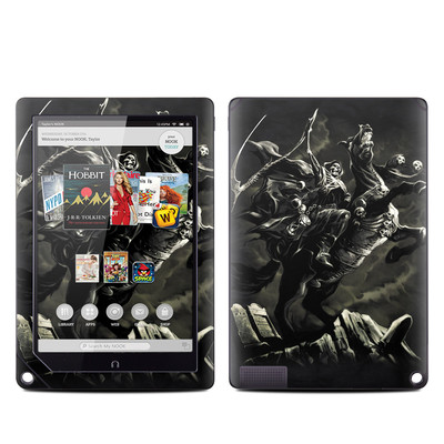 Barnes and Noble NOOK HD Plus Tablet Skin - Pale Horse