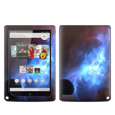 Barnes and Noble NOOK HD Plus Tablet Skin - Pulsar