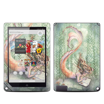Barnes and Noble NOOK HD Plus Tablet Skin - Quiet Time