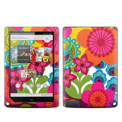 Barnes and Noble NOOK HD Plus Tablet Skin - Raj