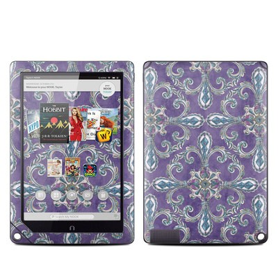 Barnes and Noble NOOK HD Plus Tablet Skin - Royal Crown