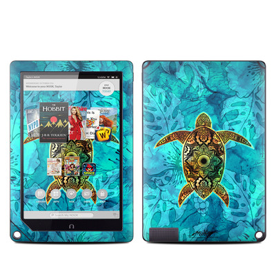 Barnes and Noble NOOK HD Plus Tablet Skin - Sacred Honu