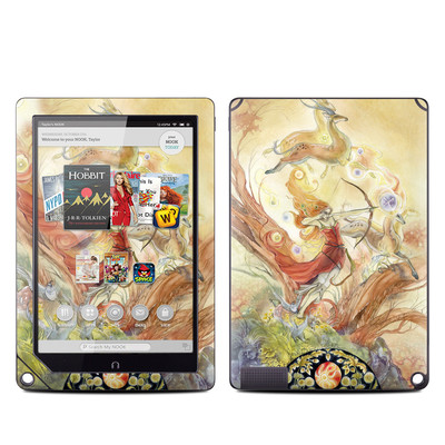 Barnes and Noble NOOK HD Plus Tablet Skin - Sagittarius