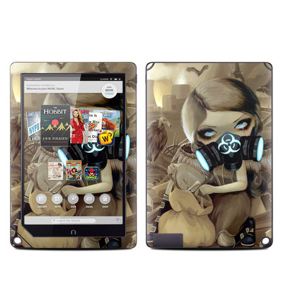 Barnes and Noble NOOK HD Plus Tablet Skin - Scavengers