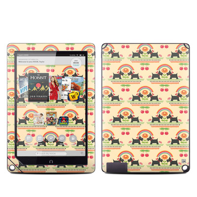 Barnes and Noble NOOK HD Plus Tablet Skin - Scotties