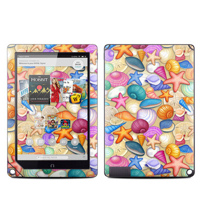 Barnes and Noble NOOK HD Plus Tablet Skin - Shells