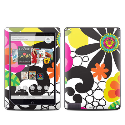 Barnes and Noble NOOK HD Plus Tablet Skin - Splendida