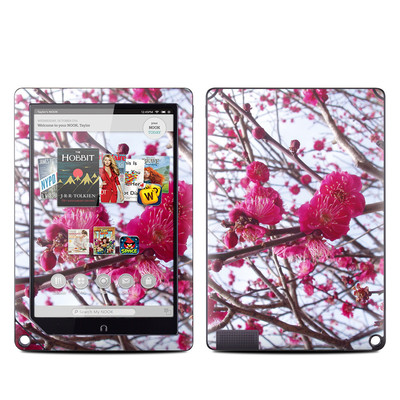 Barnes and Noble NOOK HD Plus Tablet Skin - Spring In Japan