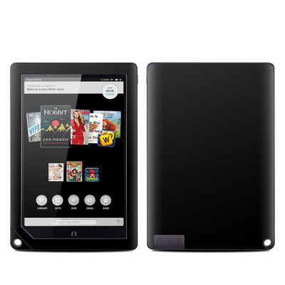 Barnes and Noble NOOK HD Plus Tablet Skin - Solid State Black