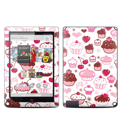 Barnes and Noble NOOK HD Plus Tablet Skin - Sweet Shoppe