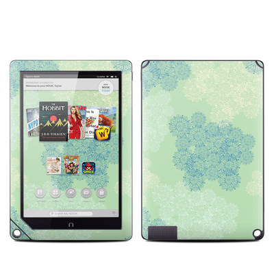 Barnes and Noble NOOK HD Plus Tablet Skin - Sweet Siesta