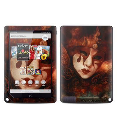 Barnes and Noble NOOK HD Plus Tablet Skin - To Rise Above