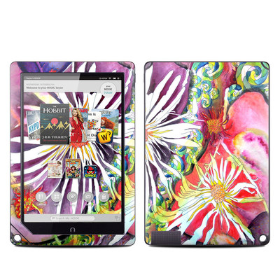 Barnes and Noble NOOK HD Plus Tablet Skin - Truffula