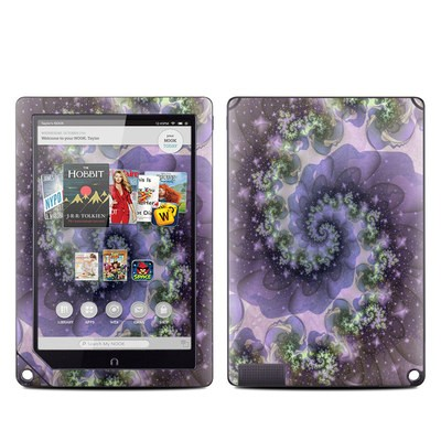 Barnes and Noble NOOK HD Plus Tablet Skin - Turbulent Dreams