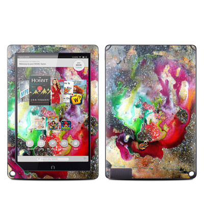 Barnes and Noble NOOK HD Plus Tablet Skin - Universe