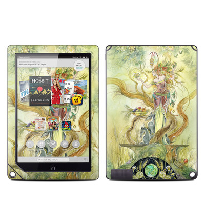 Barnes and Noble NOOK HD Plus Tablet Skin - Virgo