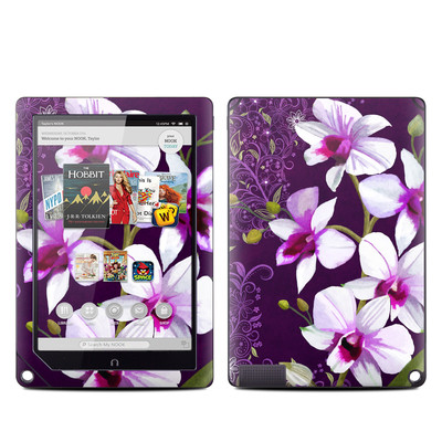 Barnes and Noble NOOK HD Plus Tablet Skin - Violet Worlds