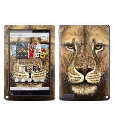 Barnes and Noble NOOK HD Plus Tablet Skin - Warrior