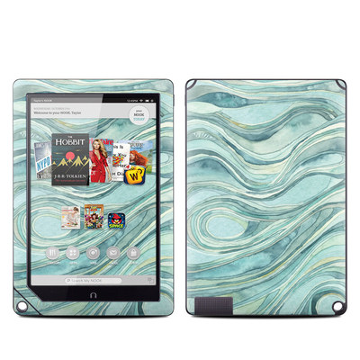Barnes and Noble NOOK HD Plus Tablet Skin - Waves