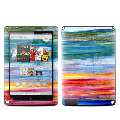 Barnes and Noble NOOK HD Plus Tablet Skin - Waterfall