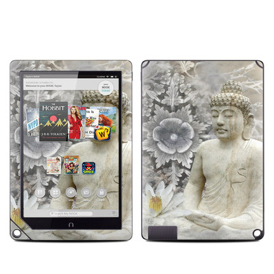 Barnes and Noble NOOK HD Plus Tablet Skin - Winter Peace