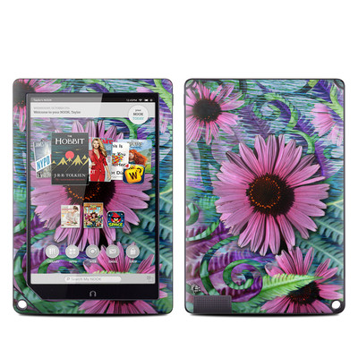 Barnes and Noble NOOK HD Plus Tablet Skin - Wonder Blossom