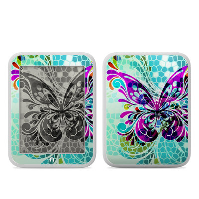 Barnes and Noble NOOK GlowLight Skin - Butterfly Glass