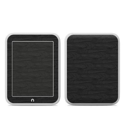 Barnes and Noble NOOK GlowLight Skin - Black Woodgrain